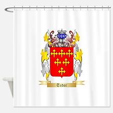 Tudor Shower Curtain