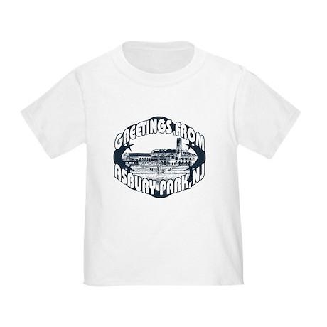 Asbury Park Blue Toddler T-Shirt