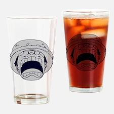 Funny Manga anime Drinking Glass