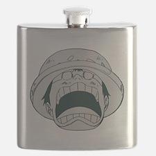 Unique One piece Flask