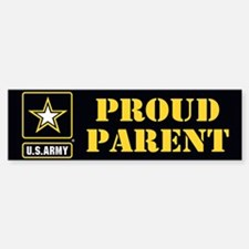 Proud US Army Parent Bumper Bumper Bumper Sticker