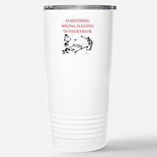 table tennis joke Travel Mug