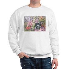 Just another flower in the ga Sweatshirt