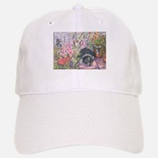 Just another flower in the ga Baseball Baseball Cap