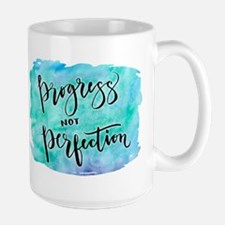 Progress not Perfection Mugs