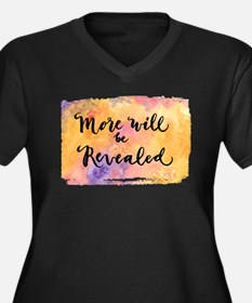 More Will be Revealed Plus Size T-Shirt