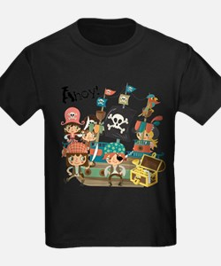 Pirates Ahoy T-Shirt
