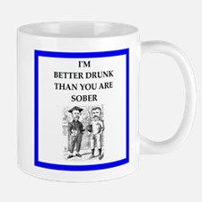 rugby joke Mugs