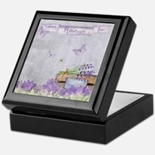 Summer-Provence - Love Keepsake Box