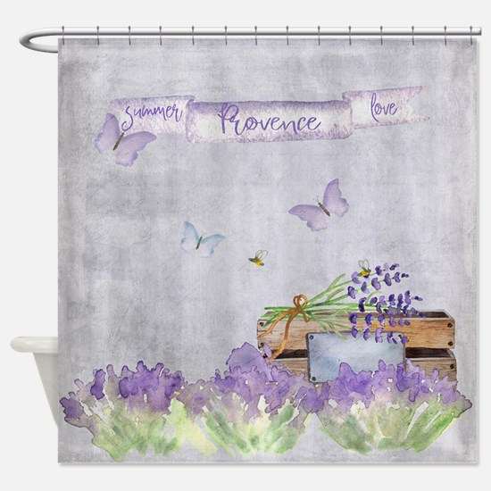 Summer-Provence - Love Shower Curtain