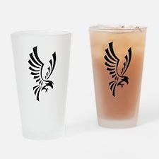 Eagle symbol Drinking Glass