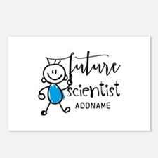 Future Scientist Personal Postcards (Package of 8)