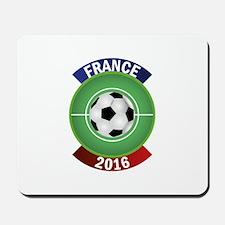 France 2016 Soccer Mousepad