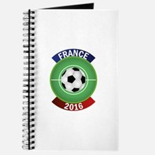 France 2016 Soccer Journal