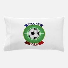 France 2016 Soccer Pillow Case