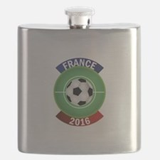 France 2016 Soccer Flask