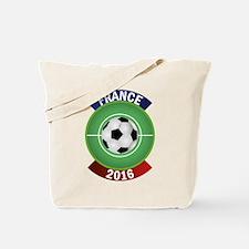 France 2016 Soccer Tote Bag