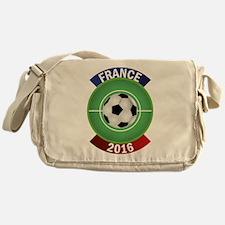 France 2016 Soccer Messenger Bag
