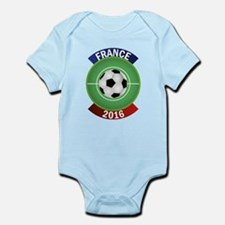 France 2016 Soccer Infant Bodysuit