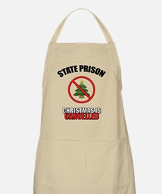 Christmas Is Cancelled BBQ Apron