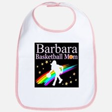 BASKETBALL MOM Bib