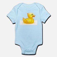 Rubber duck Body Suit