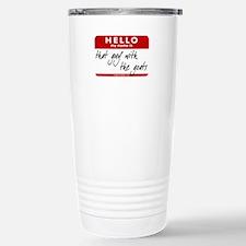 Unique Toggenburg Travel Mug