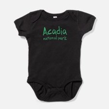 Unique Acadia national park Baby Bodysuit