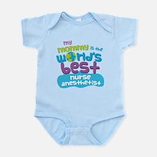 Nurse Anesthetist Gift for Kids Infant Bodysuit