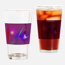 Street Lights Drinking Glass