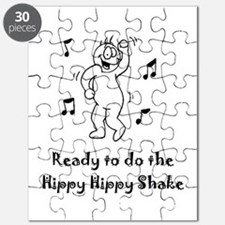 Cute Hip replacement Puzzle