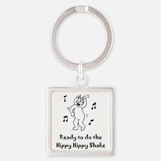 Ready to do the Hippy Hippy Shake Keychains