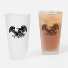 War eagle clip art Drinking Glass
