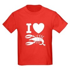 I Love Lobster T