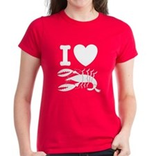 I Love Lobster Tee