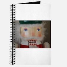 closeup nut cracker Journal