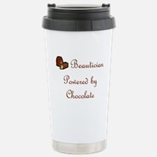 Cute Occupations barber Travel Mug