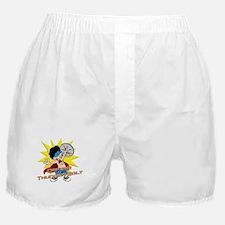 Captain Thunderbolt Boxer Shorts