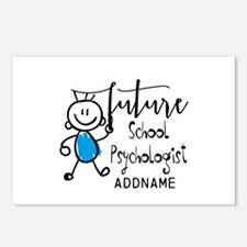 Future School Psychologis Postcards (Package of 8)
