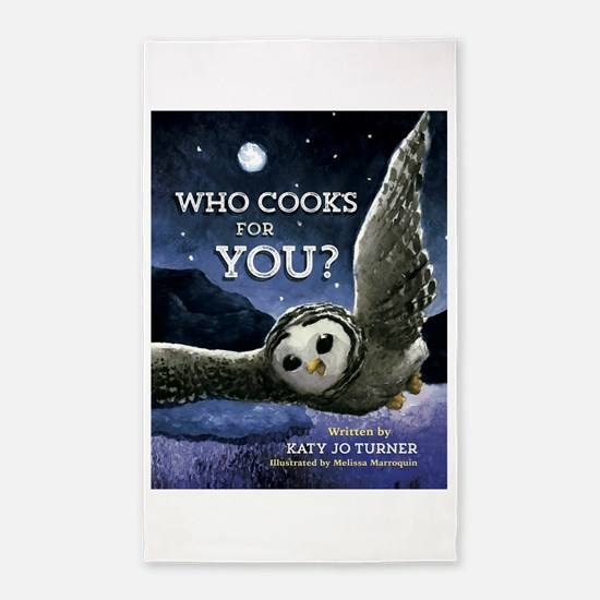 Who Cooks for You Area Rug