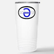 Cute Schwa Travel Mug