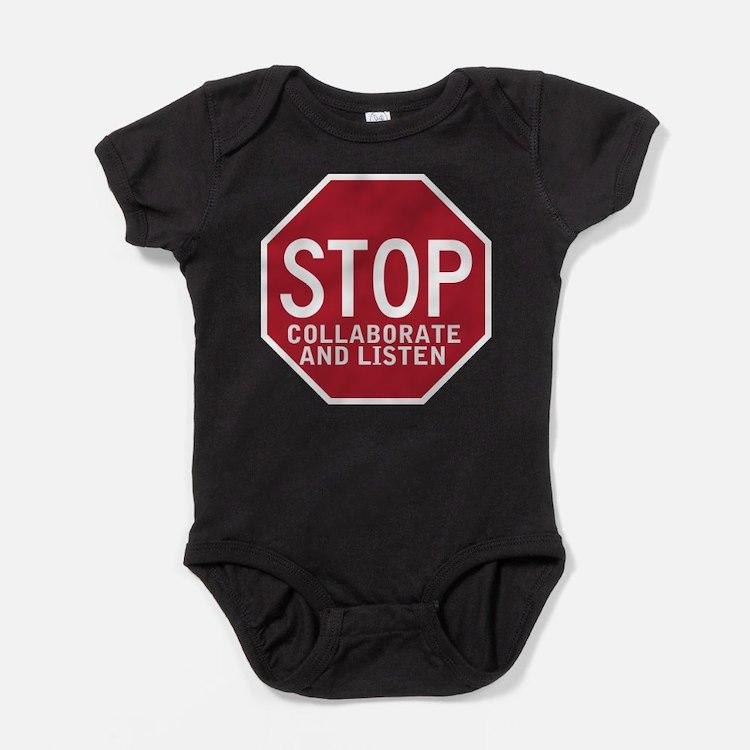 Cute 1990 Baby Bodysuit