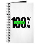 100% Green Journal