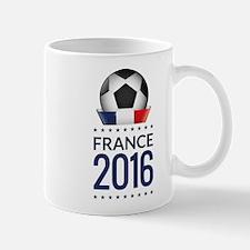 France 2016 Soccer Mugs