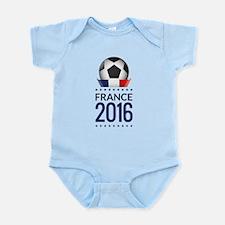France 2016 Soccer Body Suit
