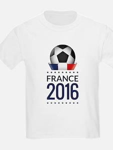France 2016 Soccer T-Shirt