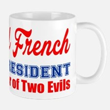 David French For President Mugs