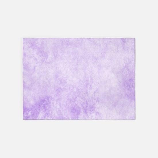 Purple Wash 5'x7'Area Rug