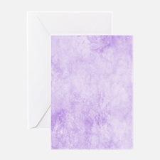Purple Wash Greeting Cards