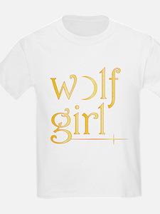 Wolf Girl New Moon T-Shirt